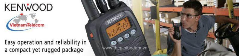 Máy bộ đàm kenwood tk 3000 / TK 2000 dùng cho nhiều lĩnh vực: giám sát, quản lý kho bãi, nhà xưởng, bảo vệ, công trường xây dựng