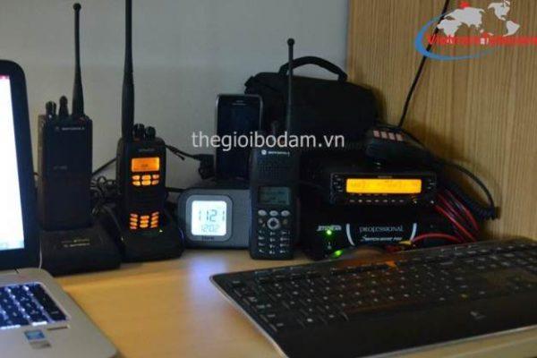 Máy bộ đàm trạm kỹ thuật số Kenwood NX700-NX800