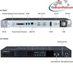 Trạm chuyển tiếp tín hiệu Kenwood NXR-700/800