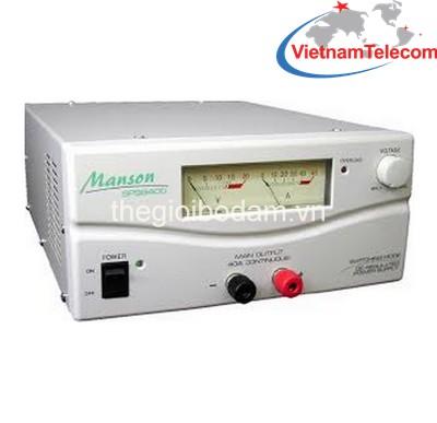 Nguồn cấp điện MANSON SPS8400