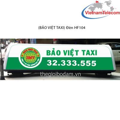 Đèn nóc taxi Bảo Việt