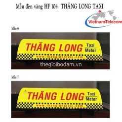đèn nóc taxi Thăng Long
