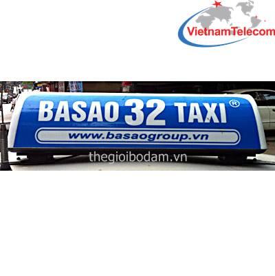 Đèn nóc xe taxi Ba Sao