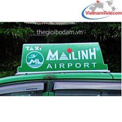 Đèn nóc xe taxi Mai Linh
