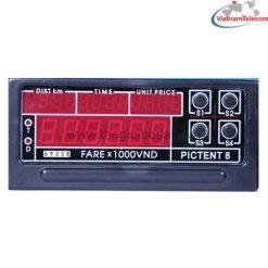 Đồng hồ tính cước Taxi Pictent 8