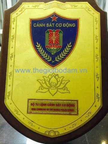 Vietnam Telecom vinh dự nhận kỷ niệm chương từ BỘ TƯ LỆNH CẢNH SÁT CƠ ĐỘNG