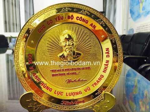 Kỷ niêm chương của Cục cơ yếu – Bộ công An tặng VIETNAM TELECOM