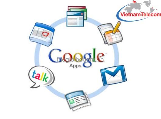 Vietnam Telecom cung cấp giải pháp Google App mail cho doanh nghiệp