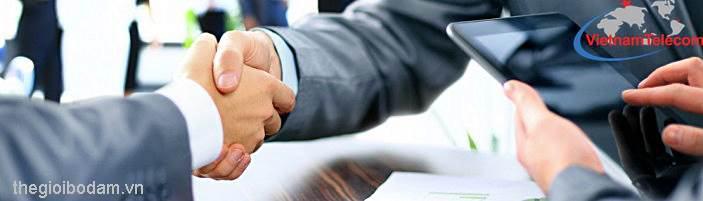 Khách hàng và đối tác tiêu biểu của Vietnam Telecom