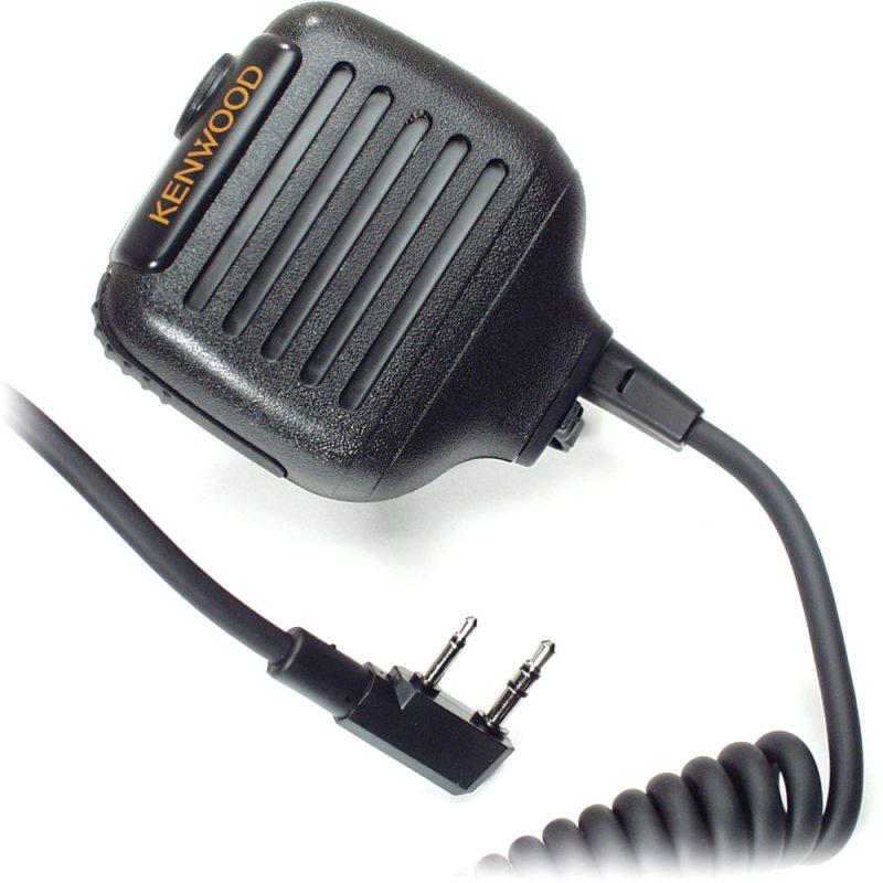 Microphone bộ đàm Kenwood KMC-17