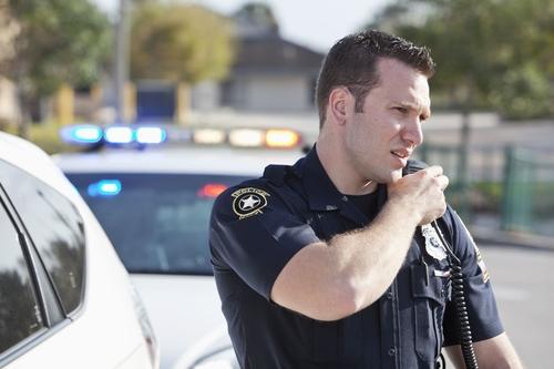 Cảnh sát mỹ sử dụng mật ngữ khi liên lạc qua bộ đàm
