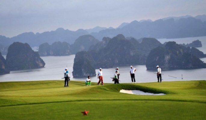 Sân Golf FLC Hạ Long