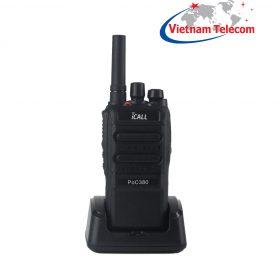 Máy bộ đàm cầm tay 3G ICALL PoC380
