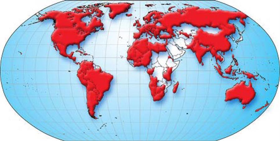 Công nghệ DECT đã được triển khai và ứng dụng hơn 110 nước