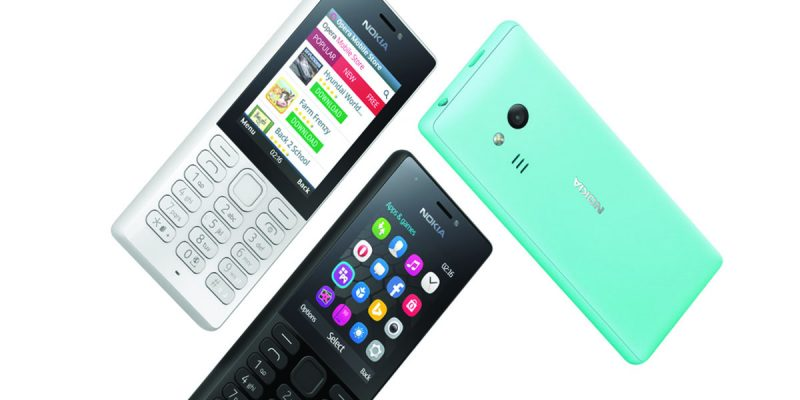 Sản phẩm của nhà máy là các dòng sản phẩm cơ bản của Nokia