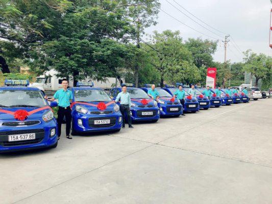 Taxi Nguyễn Thành Hải Phòng