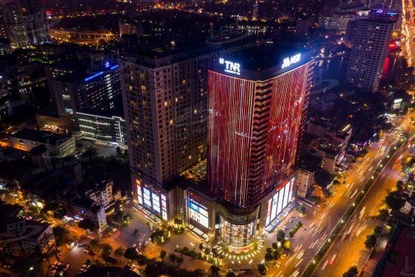 Toàn cảnh tòa nhà TNR Tower