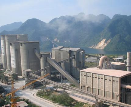 Nhà máy xi măng Phúc Sơn