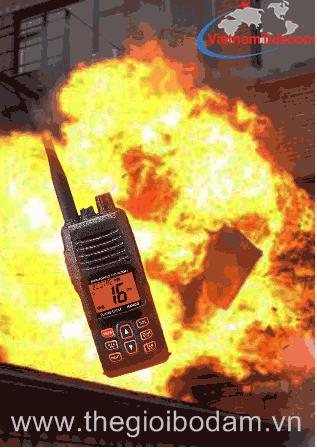 Tiêu chuẩn cho các loại máy bộ đàm chống cháy nổ
