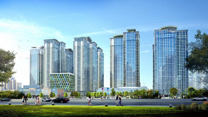 Công trình Goldmark City