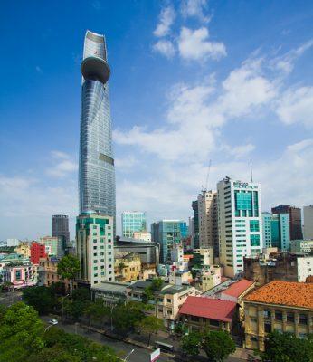 Công trình Bitexco Financial Tower