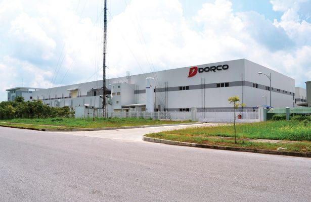 Nhà máy Dorcom Vina - Hưng Yên