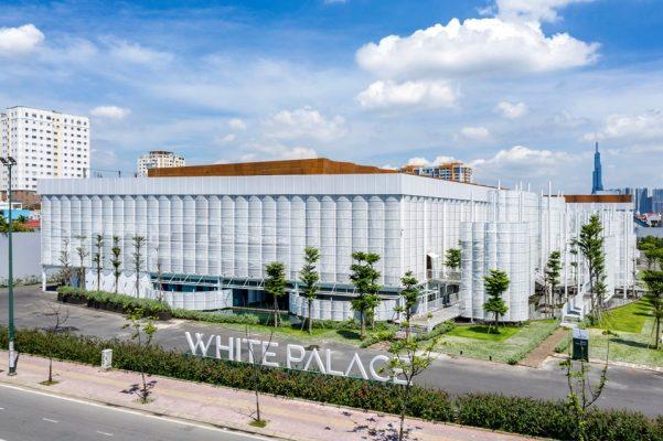 Trung tâm hội nghị tiệc cưới White Palace - Thủ Đức, HCM