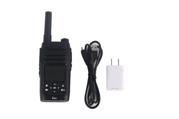 Bộ đàm 3G Icall PoC555 cho khu đô thị cao cấp