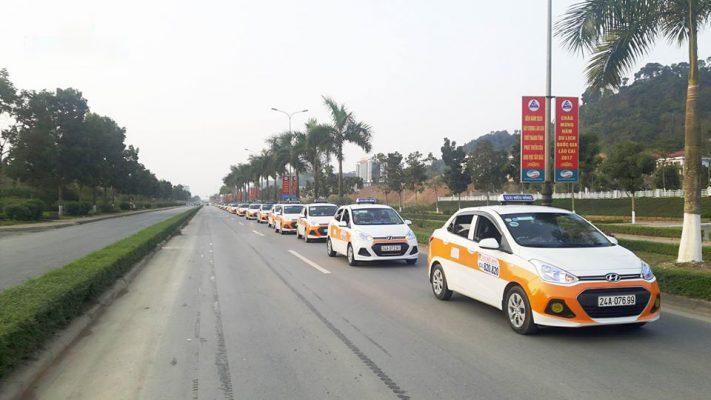 Xe Taxi Hiếu Hồng hoàn toàn là xe đời mới, chất lượng cao