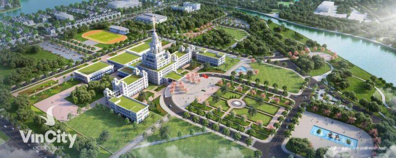 Vinuni - Đại học quốc tế đầu tin của Vingroup
