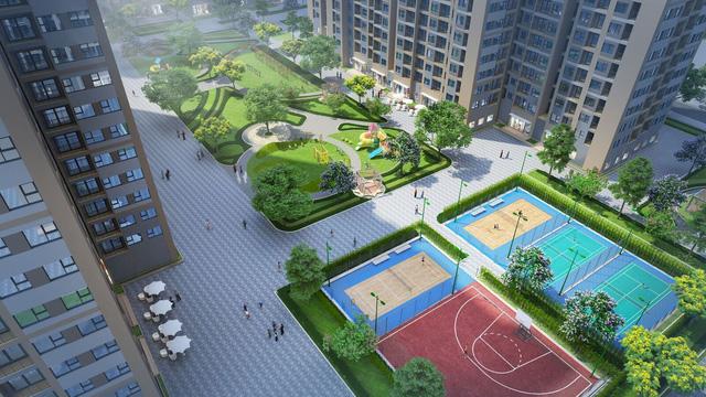 Tiện ích nội khu chung cư cao cấp Vinhomes Ocean Park