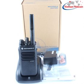 Bên trong hộp của máy bộ đàm Motorola XiR P6600i