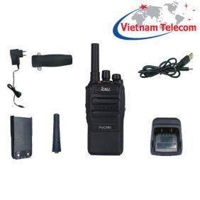 Bộ sản phẩm đầy đủ của bộ đàm 4G iCALL PoC380 LTE
