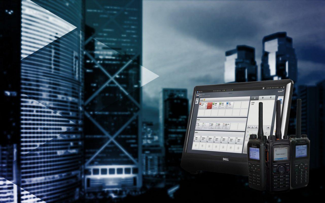 Bộ đàm là thiết bị liên lạc được tin dùng hiện nay