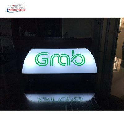 Đèn nóc taxi công nghệ Grab