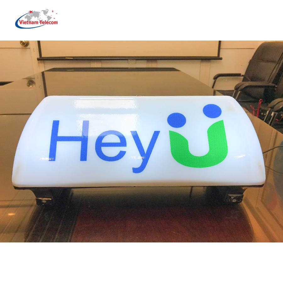 Đèn nóc xe công nghệ HeyU