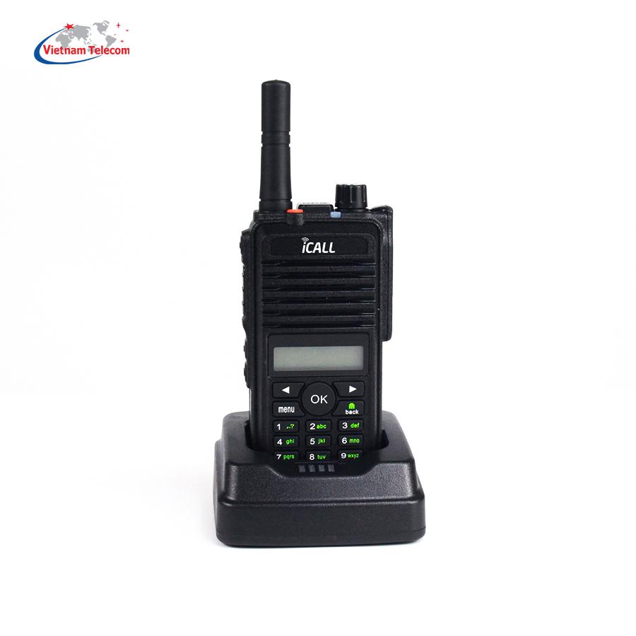 Bộ đàm liên lạc nội bộ iCALL PoC555 LTE