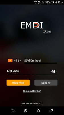 Hình ảnh app EMDDI