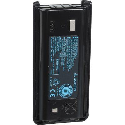 Pin bộ đàm thế hệ mới hiện nay đa số đều sử dụng pin Li-Ion