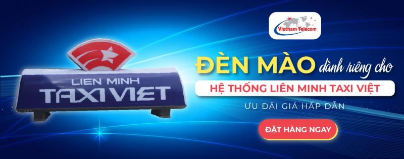 Ưu đãi giá tốt cho Đèn mào Hệ thống Liên minh Taxi Việt